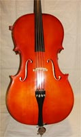 Halbsgut Cello - top